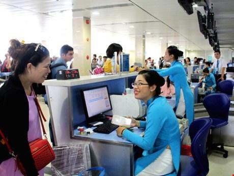 Vietnam Arlines : l'incident informatique a ete regle hinh anh 1