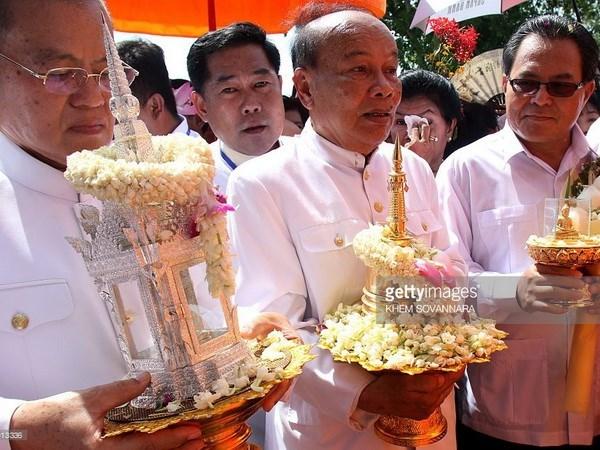 Vietnam-Cambodge renforcent leur cooperation dans le secteur des religions hinh anh 1
