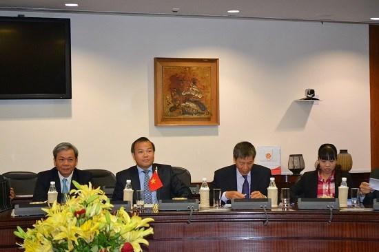 Dialogue strategique et reunion de consultation politique Vietnam-Inde hinh anh 1