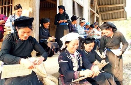 Mobilisation des ressources sociales pour l'eradication durable de la pauvrete hinh anh 1
