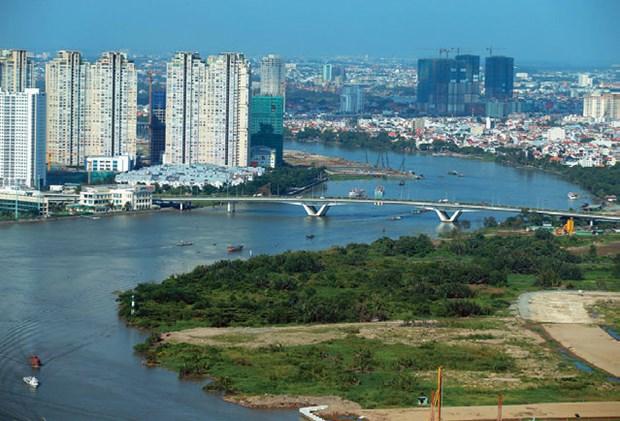 HCM-Ville : l'immobilier seduit les investisseurs etrangers hinh anh 1