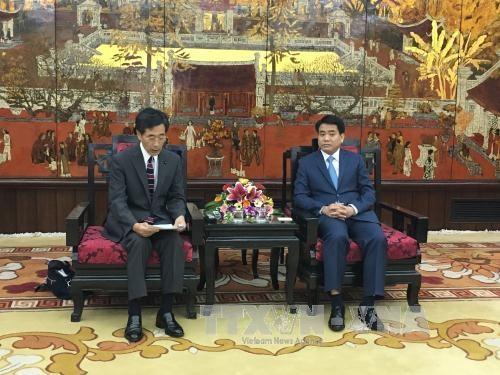 Hanoi encourage les investissements dans le traitement des dechets hinh anh 1