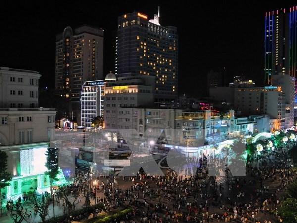 Ho Chi Minh-Ville vise une croissance du PIB annuelle de 8-8,5% pour 2016-2020 hinh anh 1