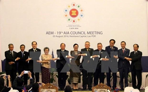 Le Vietnam assiste a des reunions sur le commerce et l'investissement de l'ASEAN hinh anh 1