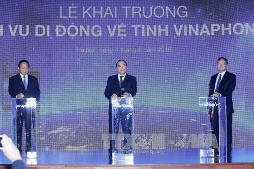 Le PM encourage VNPT a developper les technologies avancees hinh anh 1