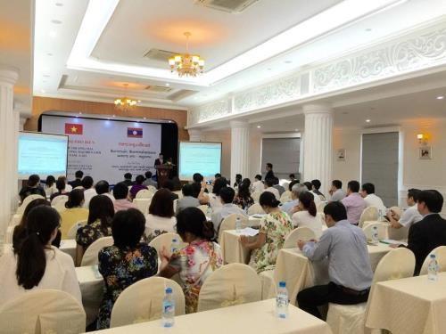 Des entreprises vietnamiennes et laotiennes beneficient de preferences tarifaires hinh anh 1