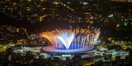 Ouverture des Jeux olympiques de Rio hinh anh 1
