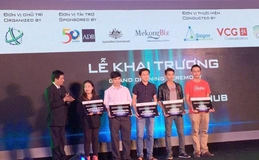 Le Centre d'innovation de Saigon ouvre ses portes hinh anh 1