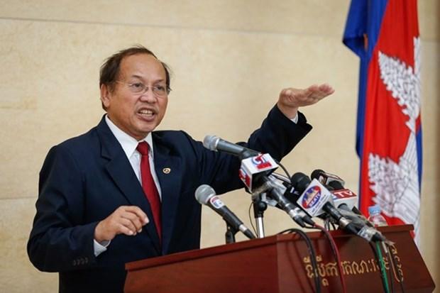 Le gouvernement cambodgien promet d'etre ferme a l'egard de l'opposition hinh anh 1