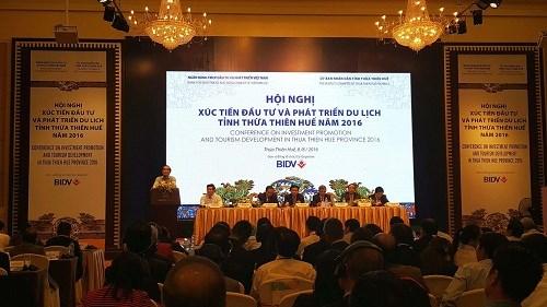 Conference sur la promotion touristique de Thua Thien-Hue hinh anh 1