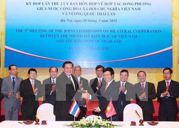 Celebration des 40 ans des relations diplomatiques Vietnam-Thailande hinh anh 1