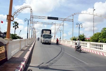 Le projet WB5 ameliore les infrastructures du delta du Mekong hinh anh 1
