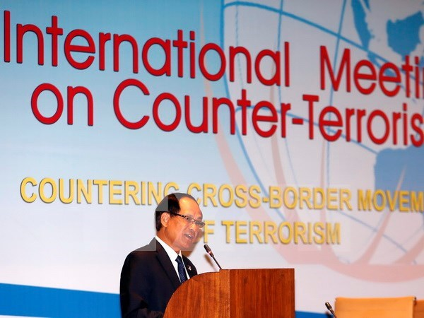 Conferences anti-terroristes en Indonesie hinh anh 1