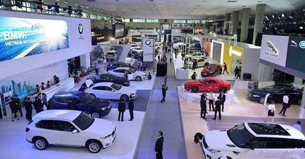 Plus de 28.000 automobiles vendues au Vietnam en juillet hinh anh 1