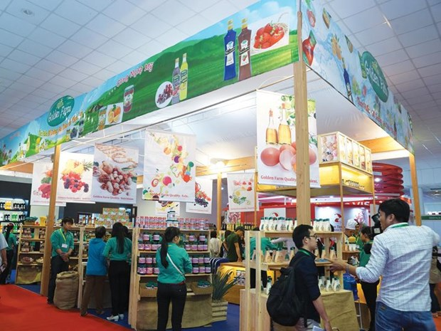 Foire-expo VietFood & Beverage – ProPack 2016 hinh anh 1