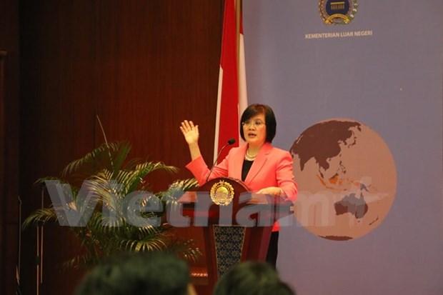 Vietnam et Indonesie partagent des experiences sur le TPP hinh anh 1