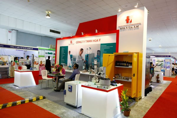 Vietnam Medi-Pharm Expo 2016 commence a Ho Chi Minh-Ville hinh anh 1