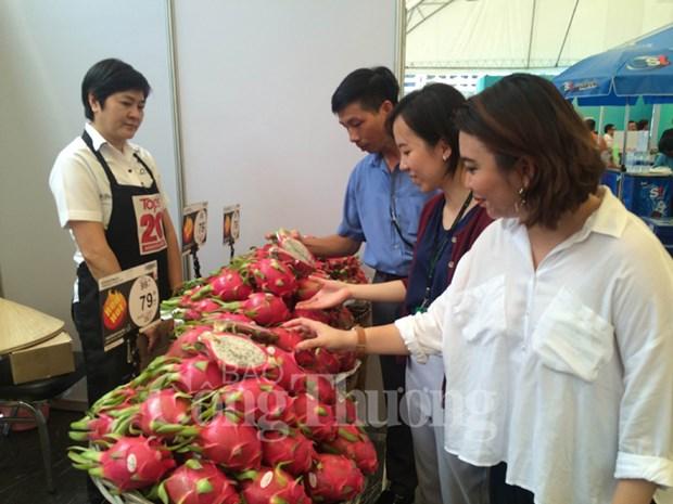 La Foire des marchandises vietnamiennes en Thailande hinh anh 2