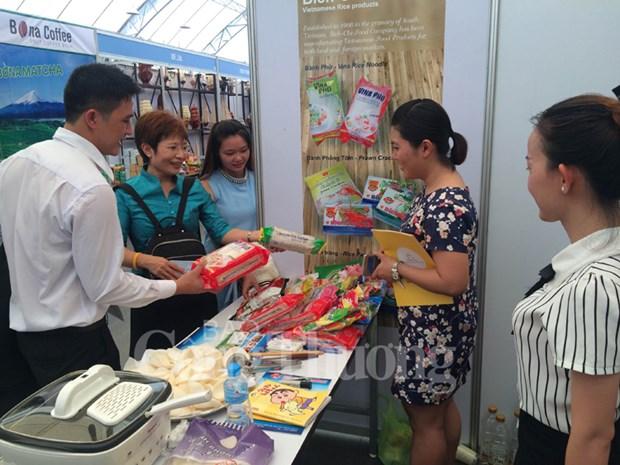 La Foire des marchandises vietnamiennes en Thailande hinh anh 1