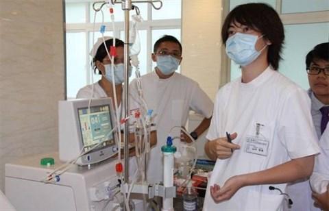 Un nouveau centre de dialyse ouvre ses portes a Ho Chi Minh-Ville hinh anh 1
