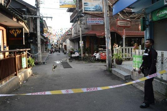 Le PM thailandais appelle au calme, aucun Vietnamien parmi les victimes des attaques hinh anh 1