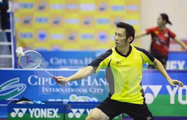 Rio 2016 : Le N°1 vietnamien de badminton, Tien Minh, s'arrete hinh anh 1
