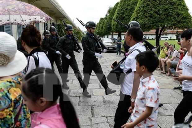 Thailande: un reseau derriere les recentes attaques hinh anh 1