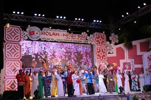 Ouverture de la 14e edition des echanges culturels Vietnam-Japon hinh anh 1