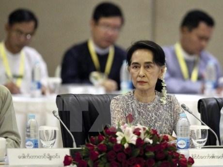Le gouvernement birman accepte les groupes armes non-signataires a la conference de Panglong hinh anh 1