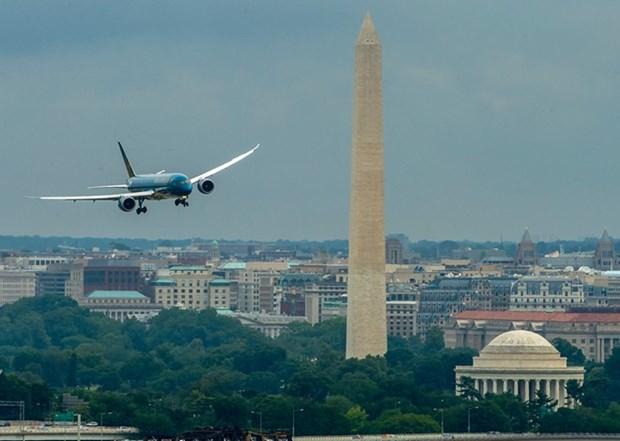 Vietnam Airlines va ouvrir une ligne directe vers les Etats-Unis en 2018 hinh anh 1