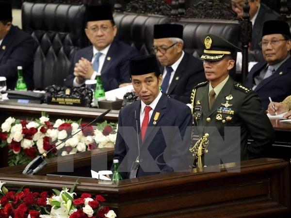 Indonesie: le president souligne les defis du pays hinh anh 1