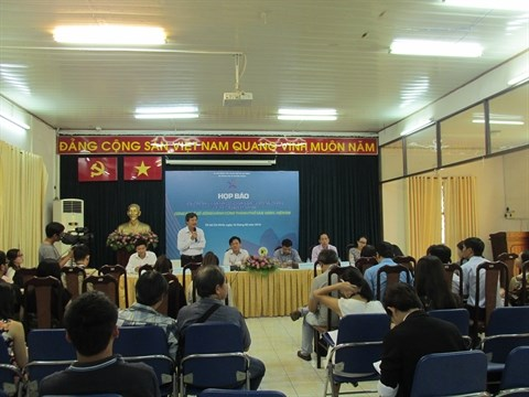 Lancement des 8es ICT Awards de Ho Chi Minh-Ville hinh anh 1