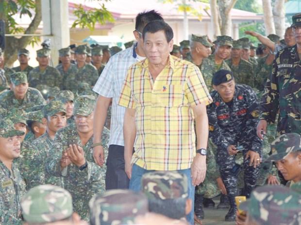 Guerre contre la drogue: Manille augmente le budget de la police hinh anh 1