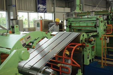 Hai Phong: plus de 2 milliards de dollars d'IDE depuis debut 2016 hinh anh 1