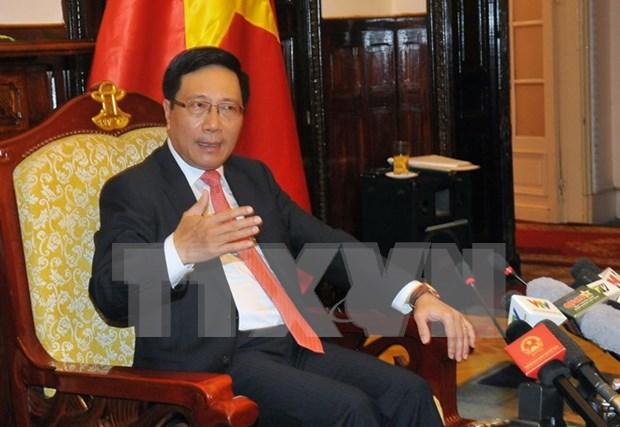 La 29e Conference des ambassadeurs discutera des orientations de la politique etrangere hinh anh 1