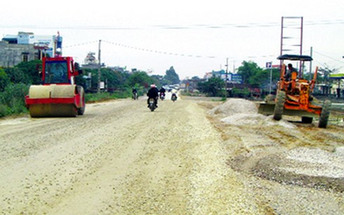 660.000 dollars pour le developpement d'infrastructures hinh anh 1