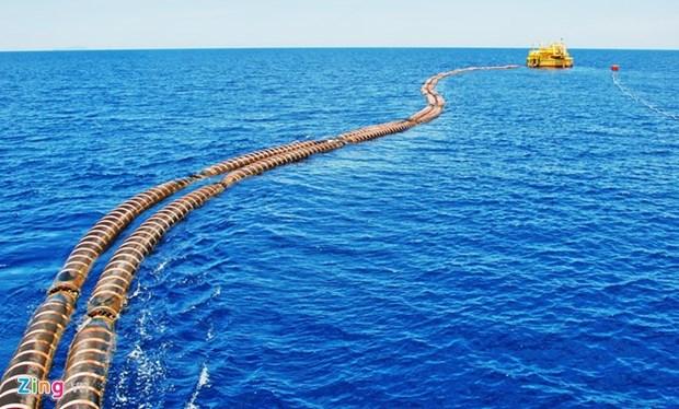 Le gouvernement agree le trace du gazoduc de Ca voi xanh hinh anh 1