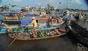 Exposition de livres et de photos sur le Delta du Mekong d'autrefois hinh anh 1