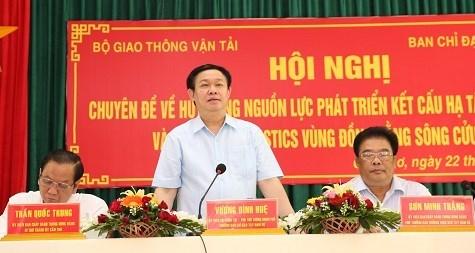 Mobiliser les ressources en faveur du developpement du delta du Mekong hinh anh 1