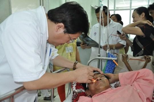 Le bon bilan du projet de soutien medical a Thanh Hoa hinh anh 1
