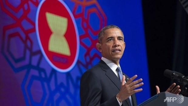 Les dirigeants americain, sud-coreen et philippin participeront aux 28e et 29e Sommets de l'ASEAN hinh anh 1