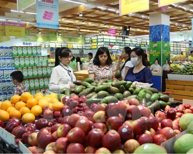L'indice des prix a la consommation du pays en hausse de 2,57% en aout hinh anh 1
