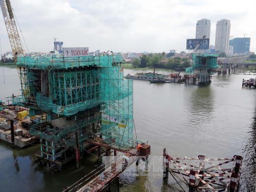 Ho Chi Minh-Ville souhaite accelerer la construction de la ligne de metro No1 hinh anh 1