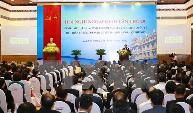 Des ambassadeurs soulignent l'importance de la diplomatie culturelle hinh anh 1