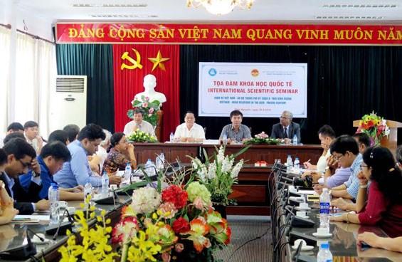Les relations Vietnam-Inde dans le siecle de l'Asie-Pacifique hinh anh 1