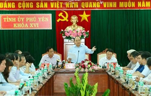 La province de Phu Yen appelee a faire du tourisme un pilier de son economie hinh anh 1