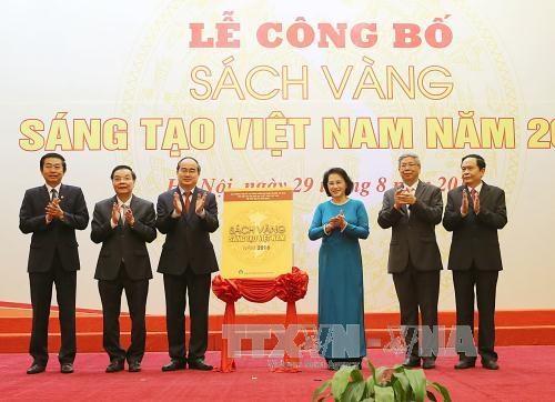 Presentation d'un livre sur la creativite du Vietnam hinh anh 1