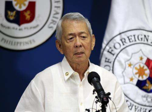 Les Philippines demandent a la Chine de reconnaitre la sentence arbitrale sur la Mer Orientale hinh anh 1