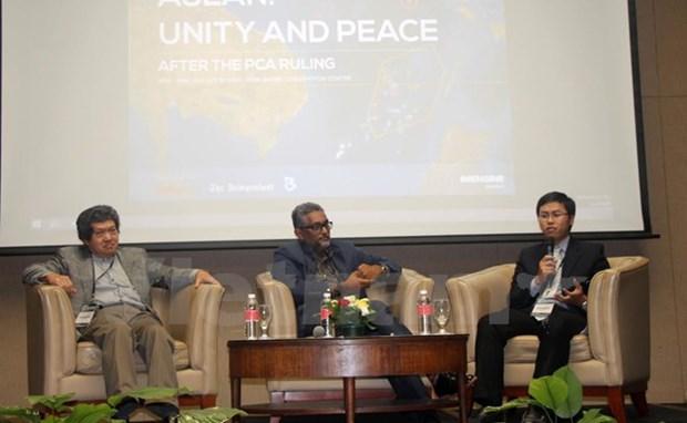 Mer Orientale : colloque international sur la decision de la CPA en Malaisie hinh anh 1