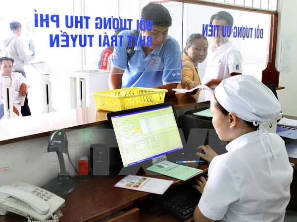 Soc Trang aide les foyers pauvres a acceder a l'assurance-sante hinh anh 1